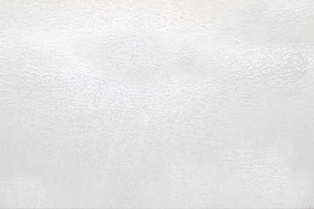 Fond de mur blanc, modèle de texture douce avec effet de verre