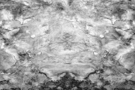 Marble black and white texture background photo