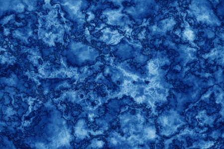 Blue marble texture stone wall background for design  Archivio Fotografico