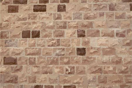 stone blocks wall, texture background