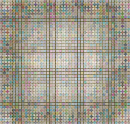 engineering and technology: Technical grid background. Square grid background. Pattern in cells.
