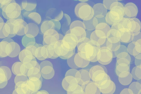Bokeh lights pastel color background.