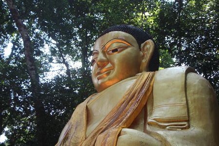 Sankhajj statue