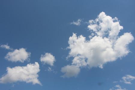 Cloud and sky