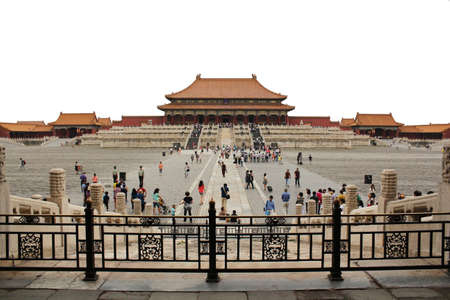 hegemony: The Forbiden City, Beijing, China