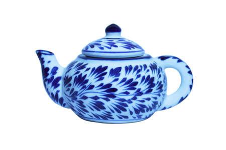 chinese tea pot: Crisol chino del t�