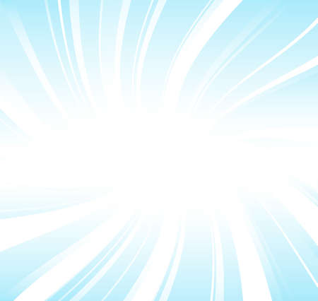 illustration of a blue glowing spiral swirld background. Stock Illustration - 6953226