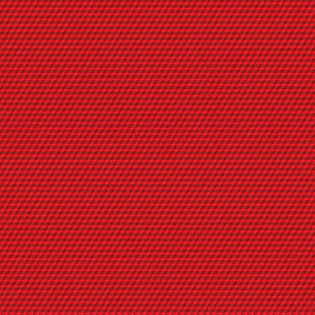 Red seamless cubic texture. Illustration