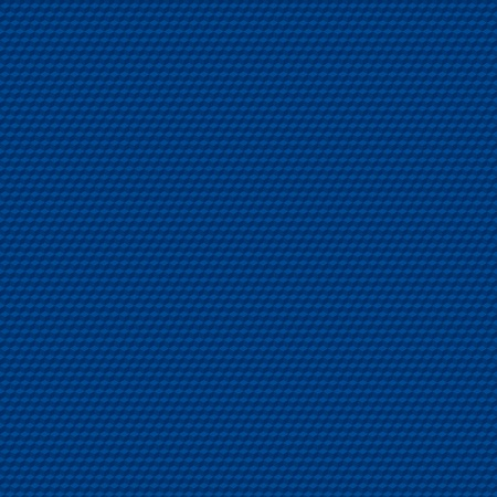 Blue seamless cubic texture. Background.