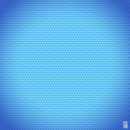 Light blue seamless cubic texture