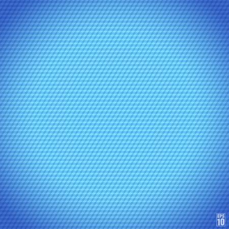 Light blue seamless cubic texture