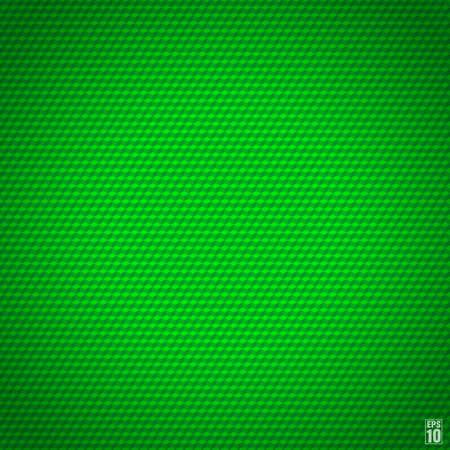 Green seamless cubic texture.