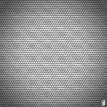 Gray seamless cubic texture.