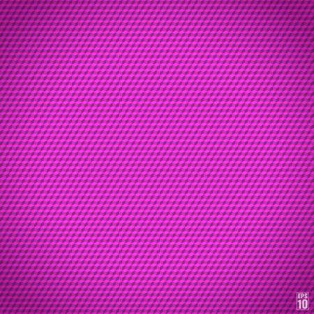 Violet seamless cubic texture.
