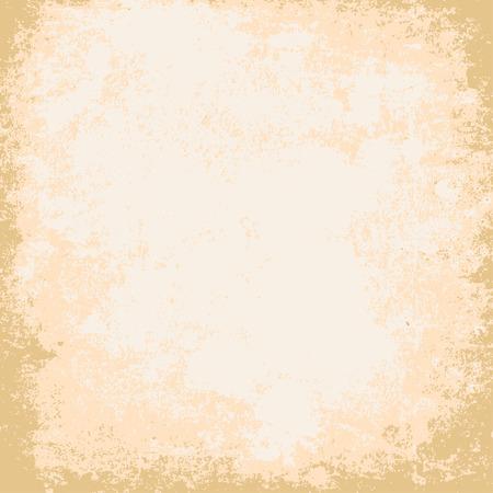 antikes papier: Weinlese-Papier oder Pergament Hintergrund Illustration