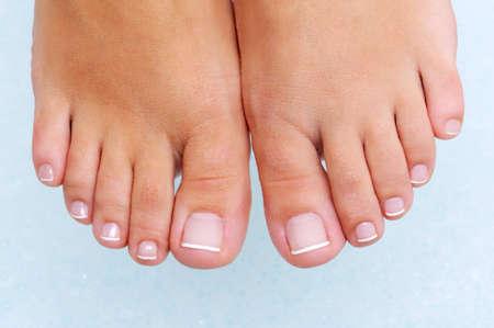pies bonitos: Procedimiento de spa para pies la mujer bonita