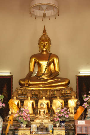 Buddha Wat Pho Stock Photo - 7993509