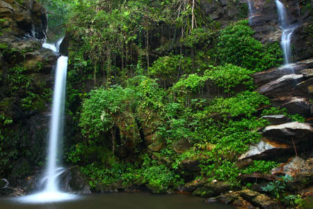 falling tide: The waterfall of Thailands north