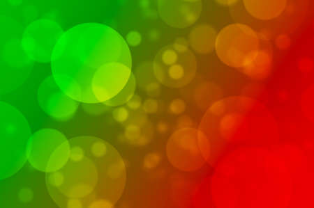 Defocused Christmas lights bokeh Stockfoto - 66420186