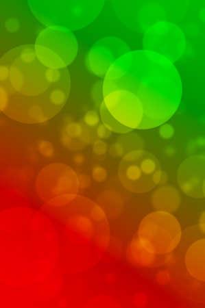 Kleurrijke bokeh achtergrond Stockfoto