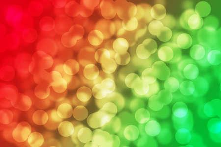 Defocused Christmas lights bokeh Stockfoto - 66420200