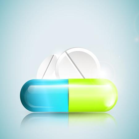 약물 치료: 정제 및 환 약 - 개념