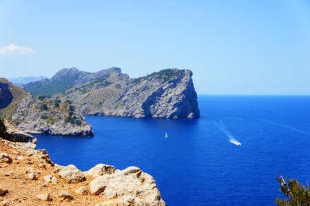 mallorca: Mallorca coastline Stock Photo