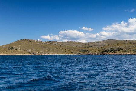 Kornati islands, National park at Adriatic Sea, Croatia, Europe