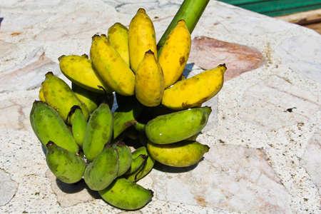Banana comb.