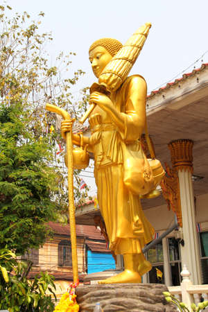 buddha statue in temple