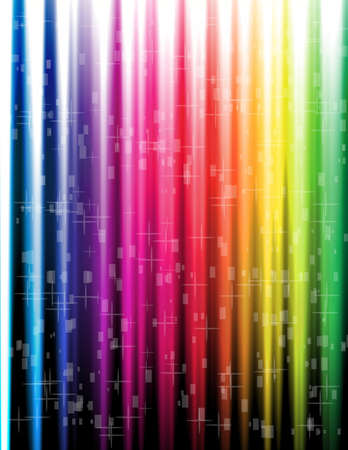 abstract glowing background Stock Photo - 17529035