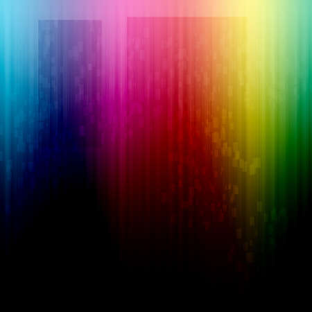 abstract glowing background Stock Photo - 17529037