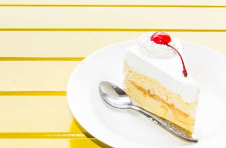 cake ice cream photo