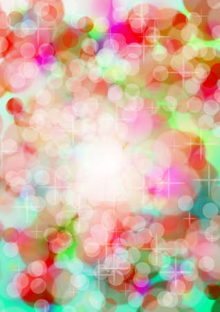 abstract glowing background Stock Photo - 17846157