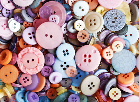 Colorful buttons, can use as background