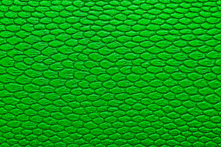 Snakeskin texture leather, can be used as a background Stock Photo