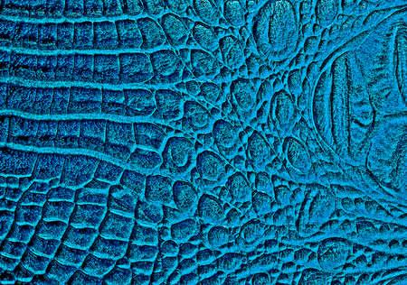satined: Crocodile leather texture background Stock Photo