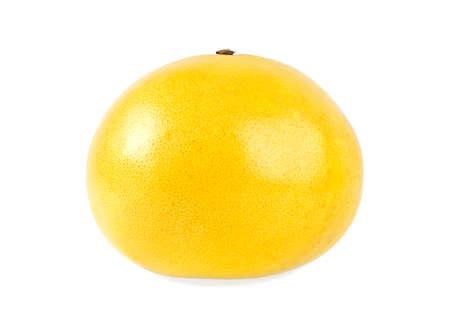 Pomelo isolated on white background