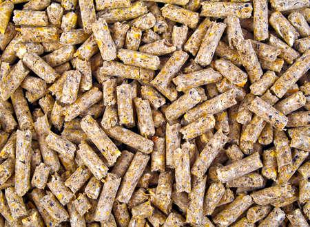 animal feed: Animal feed