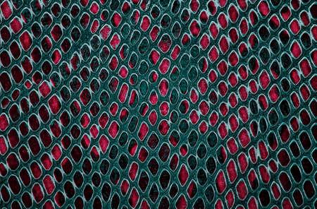 Bunte Schlangenhautbeschaffenheit. Nahtloses Muster. Abstrakter Hintergrund.