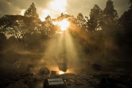 excelsior: hot spring water
