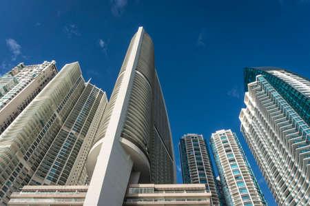 Skyscrapers 版權商用圖片