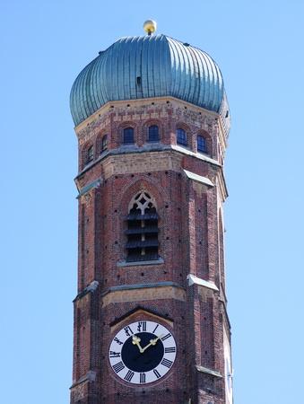 frauenkirche: M�nchen, Frauenkirche (Grundsteinlegung stone1468)