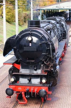 smut: Steam engine