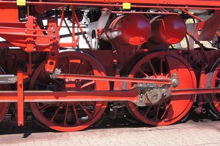 impulse: Impulse Gest�nge einer Dampfmaschine Lizenzfreie Bilder