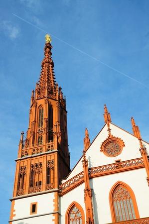 W&uuml,rzburg St  Mary s Church photo