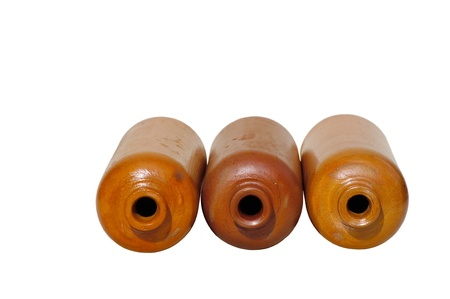 stoneware: Stoneware bottle