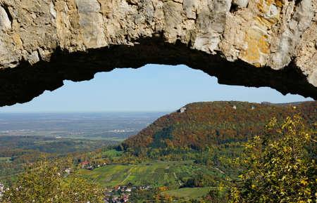 swabian: Autumn on the Swabian Alb