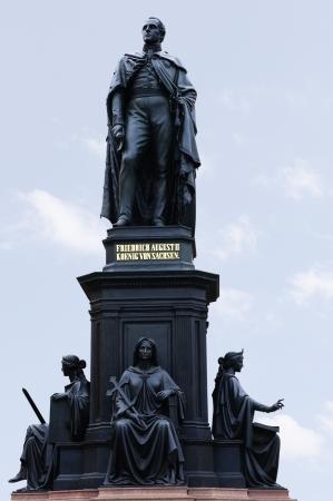 friedrich: Memorial King of Saxony Friedrich August II
