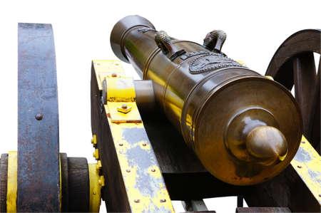 muzzleloader: Kanone